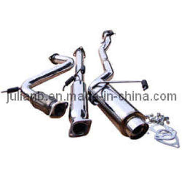 Cat Back /Exhaust System (JS-CB-004) for Accord 94-97