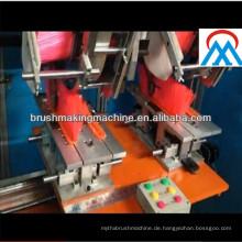 2 Achsen Doppel Tufting Köpfe Besen Maschine Ausrüstung für den Verkauf Besen Geschäft