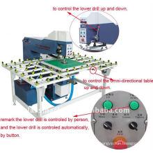 YZZT-Z-220 glass hole drilling machine by manual