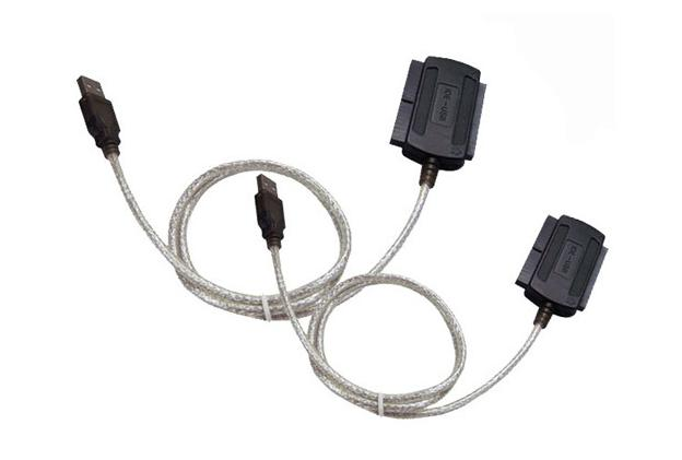 USB2.0 to 2.5/3.5 IDE Converter Cable