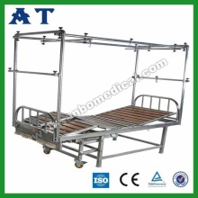 S.S Five Function Traction Bed