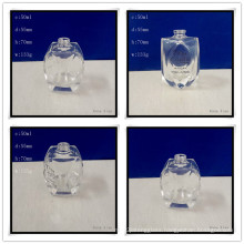 50ml Beatiful Shape Glass Perfume Bottles