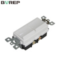 YGD-002 BAREP GFCI american standard toggle wall switch