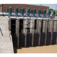 Turbinenpumpe zur Wasseraufnahme