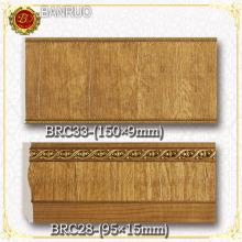 Panneaux décoratifs en bois (BRC33-4, BRC28-4)