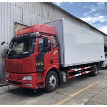 Caminhão refrigerado 4x2 FAW 240HP