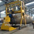 máquina de soldadura automática do tanque / máquina de soldadura girth