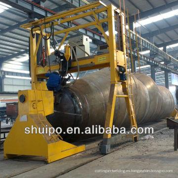 soldadora automática del tanque / soldadora de la circunferencia