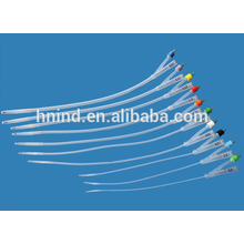 Tube de silicone de cathéter