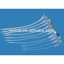 Катетерная силиконовая трубка
