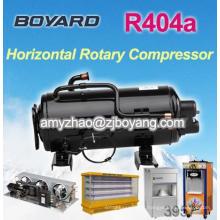 Óleo de compressor de refrigeração auto giratória r22/r404a 1ph 5000btu para equipamento de cozinha