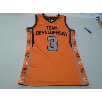 Custom Cheap Högkvalitativ Basketball Uniform Mesh Blank Reversible Wholesale Men's Basket Jersey