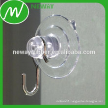 superior stick firmly suction cups with metal hook