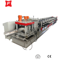 Hydraulic Galvanized Steel Sheet Z Forming Machine​