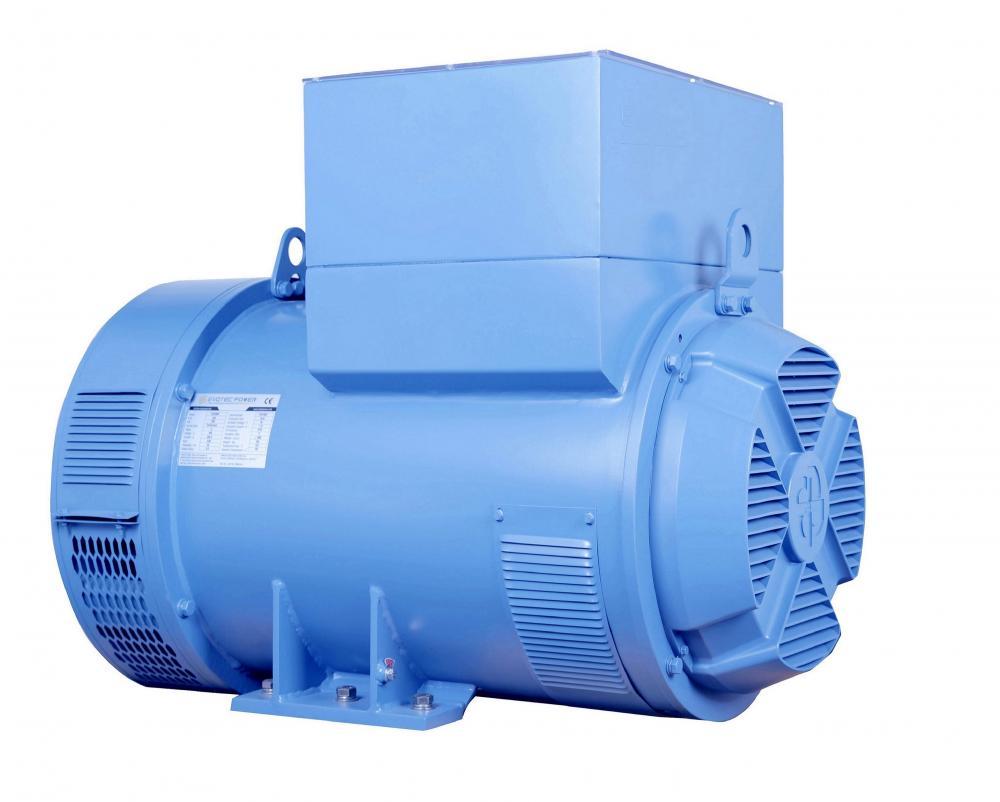 350kW Double Bearing Marine Generator