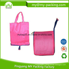 Eco Friendly Promotion Shopping Folded Non-Woven Bags