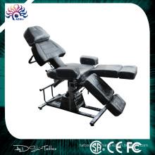 Vente en gros La chaise / lit de tatouage hydraulique de haute qualité.
