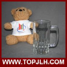 Sublimation 22oz Transparent Glass Beer Mug