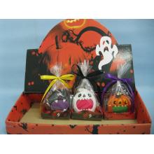 Arts et artisanat en céramique de citrouille d'Halloween (LOE2373C-6)