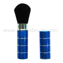 Brosse rétractable Hot Sale Blue Handle Black Hair