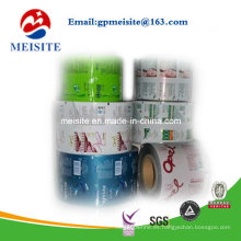 Película de embalaje líquida de alta calidad en Roll Stock