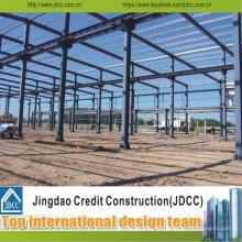 Anti-Korrosion vorfabrizierte Stahlstruktur-Gebäude
