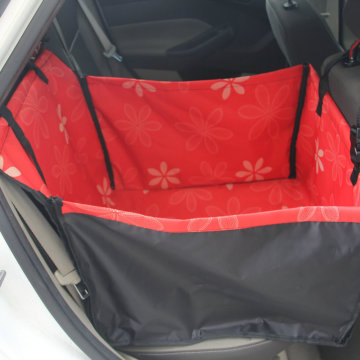 Pet Dog Cat Impermeable Oxford Asiento de coche
