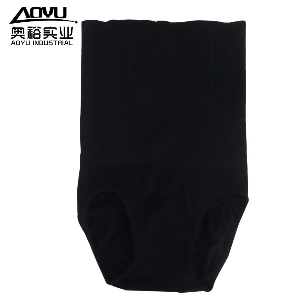 Women's high waist abdomen pants