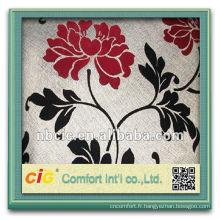 Jolie nouvelle conception de mode joli tissu de couverture de coussin de polyester