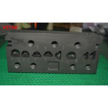 Bearbeitungsteil der Präzision CNC mit versandendem Ende für Maschinerie