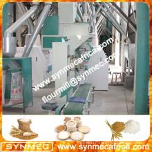 faible investissement vente chaude farine de blé fraiseuse petite moulins à farine de blé