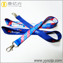 10 year customized keychain Lanyard with your logo