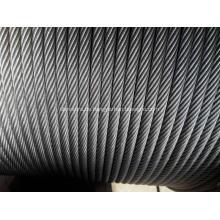 Elevator Traction Stahldrahtseil 8/10/12/13/16 mm