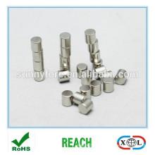 axiale Magnetisierung N35 Scheibenmagnet
