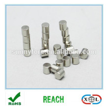 axial magnetization N35 disc magnet