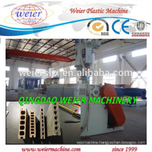 GREEN WOOD PLASTIC COMPOSITE FLOORING MANUFACTURE MACHINE