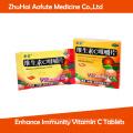 Enhance Immunity Vitamin C Tablets