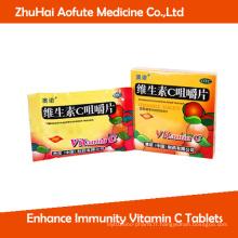 Améliorer les comprimés de vitamine C d'immunité