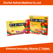 Повысьте иммунитет таблетки витамина С