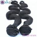 Épaisseur fin usine prix cuticule cheveux alignés 100 couleur naturelle vierge brésilienne armure de cheveux