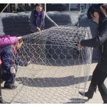 Heavy Hexagonal Wire Mesh Gabion Box