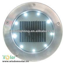 Verkaufsfähigen CE Solar LED Boden begraben Licht; Bahnhofsgebäudes lamp(JR-3201)