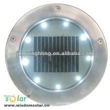 Hot CE Solar-LED brick light outdoor lighting(JR-3201)