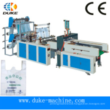 2015 New Sheeting Plastic Bag Making Machine, Shopping Bag Making Machine, T-Shirt Bag Making Machine