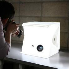 Studio Fotografi Mini Portable Photo Studio Light Box