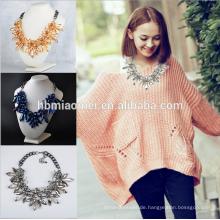 2017 hohe Qualität Schmuck Mit Österreich Kristall 2017 Mode Halskette