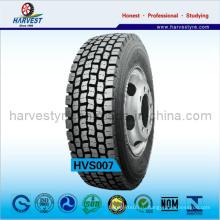 Цельностальные радиальные шины для грузовых автомобилей (11R22,5)
