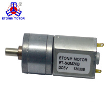 1.5V ET-SGM20B 8 - 1000rpm DC motor Low Noise High Torque