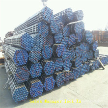 Material of pipe: carbon steel conforming to ASTM A36. c) Construction: Welded
