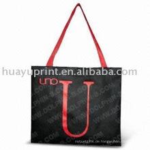 Non-Woven-Tasche (schwarze Farbe)